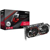 Placa de Vídeo ASRock AMD Radeon RX 5600 XT Phantom Gaming D2 OC, 6GB, DDR6 - 90-GA1WZZ-00UANF