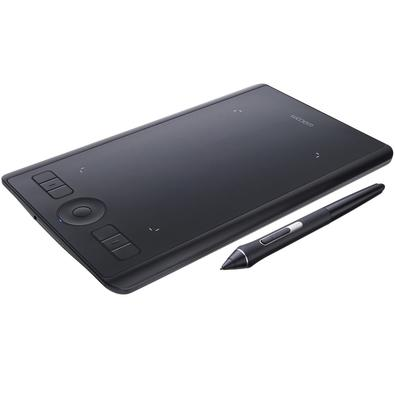 Mesa Digitalizadora Wacom Intuos Pro, Pequena, 5080 LPI, USB, Bluetooth - PTH460K0A