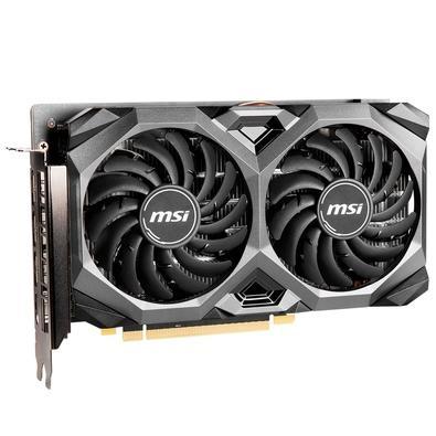 Placa de Vídeo MSI AMD Radeon RX 5500 XT Mech 4G OC, 4GB, GDDR6 - Radeon RX 5500 XT Mech 4G OC