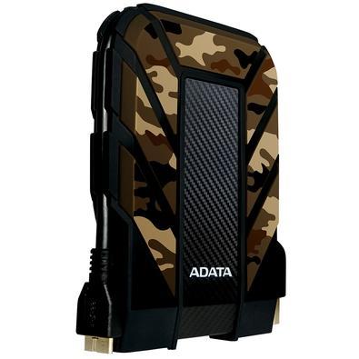HD Externo Adata HD710M, 2TB, USB 3.2, Camuflado - AHD710MP-2TU31-CCF