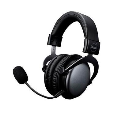Headset Gamer Dazz Viper Black 2.0, Drivers 50mm - 62000013