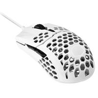 Mouse Gamer Cooler Master MM710, 6 Botões, 16000DPI, Branco Matte - MM-710-WWOL1
