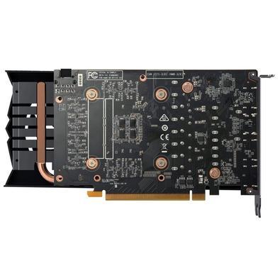 Placa de Vídeo Zotac Gaming NVIDIA GeForce GTX 1660 Twin Fan, 6GB, GDDR5 - ZT-T16600K-10M