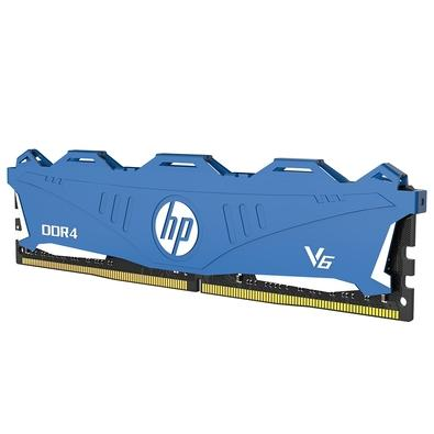 Memória HP V6, 8GB, 3000Mhz, DDR4, CL16, Azul - 7EH64AA#ABM