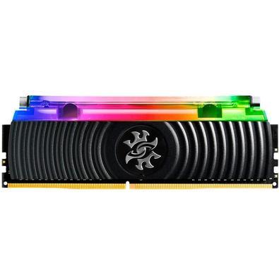 Memória XPG Spectrix D80, RGB, 16GB, 3200MHz, DDR4, CL16 - AX4U3200316G16-SB80