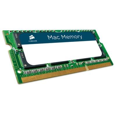 Memória Corsair Para MAC 8GB (2x4GB) 1066Mhz DDR3 C7 - CMSA8GX3M2A1066C7