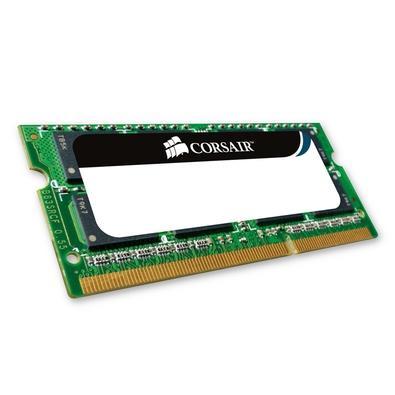 Memória Corsair Value Select Para Notebook 8GB 1333Mhz DDR3 C9 - CMSO8GX3M1A1333C9