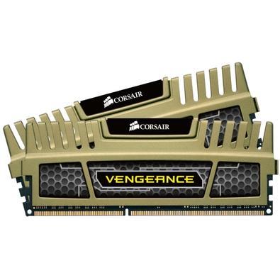 Memória Corsair Vengeance 16GB (2x8GB) 1600Mhz DDR3 C9 - CMZ16GX3M2A1600C9