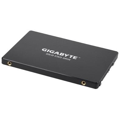 SSD Gigabyte, 256GB, SATA, Leituras: 520Mb/s e Gravações: 500Mb/s - GP-GSTFS31256GTND