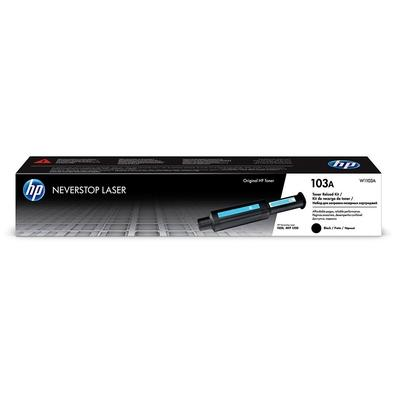 Toner HP Neverstop 103A, Preto - W1103A