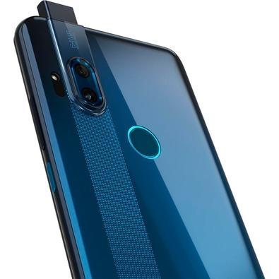 Smartphone Motorola One Hyper, 128GB, 64MP, Tela 6.5´, Azul Oceano + Capa Protetora - XT2027