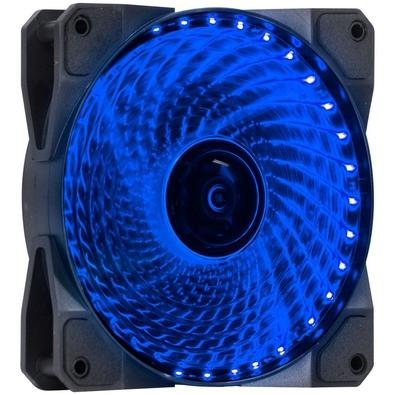 Cooler FAN Vinik VX Gaming, 120mm, LED Azul - VLUMI33B