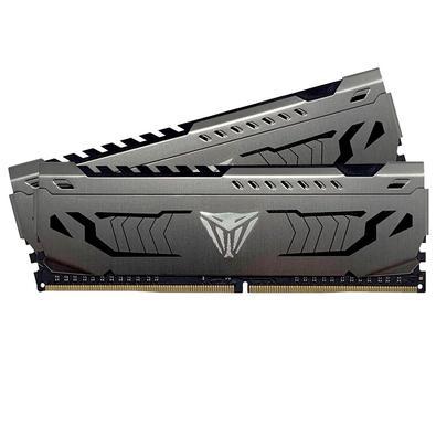 Memória Ram Viper 8gb Kit(2x4gb) Ddr4 3200mhz Pvs48g320c6k Patriot