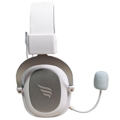 Headset Gamer Fallen Morcego, 7.1 Som Surround Virtual, Drivers 53mm, Cinza