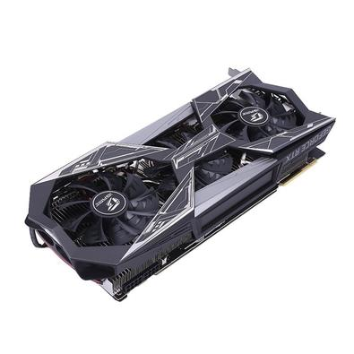 Placa de Vídeo Colorful iGame NVIDIA GeForce RTX 2070 Super Vulcan X OC, 8GB, GDDR6 - iGame GeForce RTX 2070 SUPER Vulcan X OC