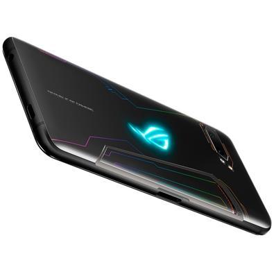 Smartphone Asus ROG Phone II, 128GB, 48MP, Tela 6.59´, Preto - ZS660KL-1A038BR