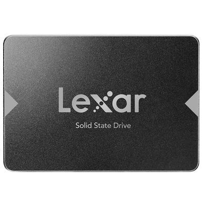 SSD Lexar NS100, 128GB, SATA, Leitura 520MB/s - LNS100-128RB