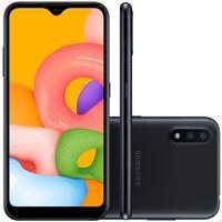 Smartphone Samsung Galaxy A01, 32GB, 13MP, Tela 5...