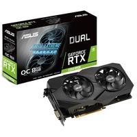 Placa de Vídeo Asus Dual NVIDIA GeForce RTX 2060 Super EVO V2, 8GB, GDDR6 - DUAL-RTX2060S-8G-EVO-V2