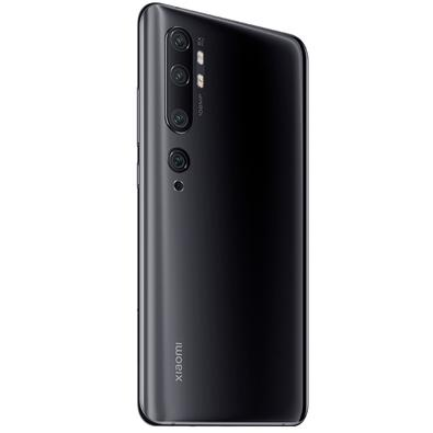 Smartphone Xiaomi Mi Note 10, 128GB, 108MP, Tela 6.7´, Preto Midnight Black + Capa Protetora - CX290PRE