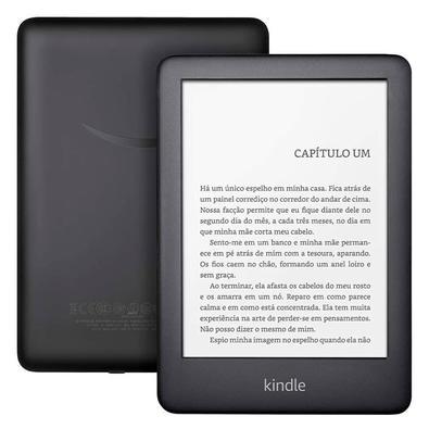 Tablet Amazon 10 Geração Kindle Preto 4gb Wi-fi