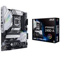 Placa-Mãe Asus Prime Z490-A, Intel LGA 1200, ATX, DDR4