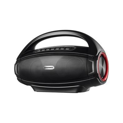 Caixa de Som Mondial Speaker Monster Sound II, 60W, Bluetooth, USB - SK-07