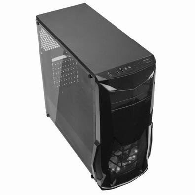 Computador Gamer Brazil PC Powered By Asus Intel Core i5-9400, 8GB, 2TB, Linux - 45675