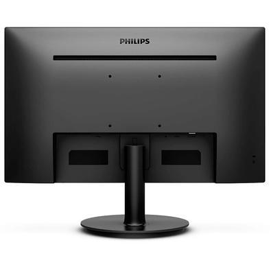 Monitor Philips W-LED 23.8´, Full HD, IPS, HDMI/DisplayPort, Bordas Ultrafinas - 242V8A