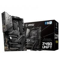 Placa-mãe MSI MEG Z490 UNIFY, Intel LGA 1200, ATX, DDR4