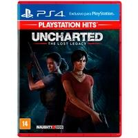 Game Uncharted The Lost Legacy Hits PS4