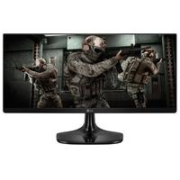 Monitor Gamer LG LED 25´ Full HD, IPS, HDMI, 1ms - 25UM58-G