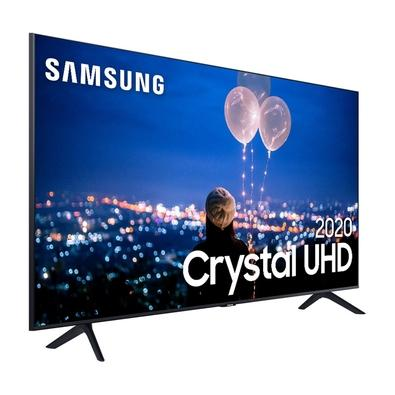 Smart TV 50´ UHD 4K Samsung, 3 HDMI, 2 USB, Wi-Fi, Bluetooth, HDR - UN50TU8000GXZD
