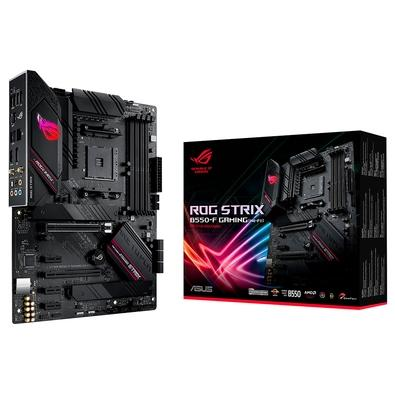 Placa-Mãe Asus ROG Strix B550-F Gaming (Wi-Fi), AMD AM4, ATX, DDR4