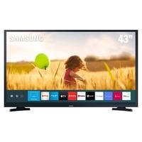 Smart TV LED 43´ Full HD Samsung, 2 HDMI, 1 USB, Wi-Fi, HDR - UN43T5300AGXZD