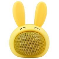 Caixa de Som Portátil Elsys Coelho, Bluetooth, 3W, Amarelo - 998903086340 - EAS051C-9