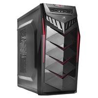 Computador Gamer Skul 5000 AMD Ryzen 5 3400G, 16GB, SSD 480GB, RX 570 4GB, Linux - G3400G48016-RX570