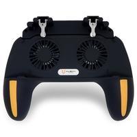 Controle Mobile Husky Gaming, Preto, Strike Dual, Cooler integrado, 5000 mAh - HGMJ000