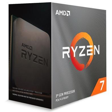 Processador AMD Ryzen 7 3800XT, Cache 36MB, 3.8GHz (4.7GHz Max Turbo), AM4 - 100-100000279WOF