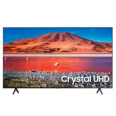 Smart TV 55´ 4K UHD Samsung, 2 HDMI, 1 USB, Wi-Fi, Bluetooth, HDR - UN55TU7000GXZD