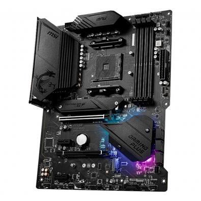 Placa-Mãe MSI MPG B550 Gaming Plus, AMD AM4, ATX
