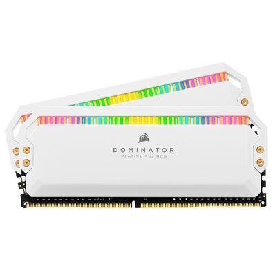 Memória Ram 16gb Kit(2x8gb) Ddr4 3200mhz Cmt16gx4m2z3200c16w Corsair