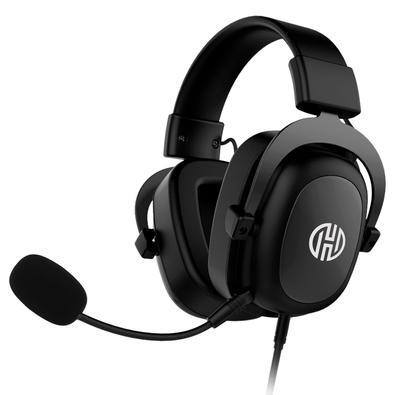 Headset Gamer Hoopson LX02, Preto - LX02