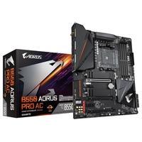 Placa-Mãe Gigabyte B550 Aorus Pro AC, AMD AM4, ATX, DDR4