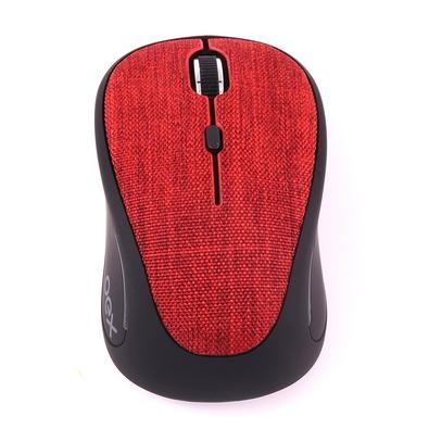 Mouse Sem Fio OEX Tiny, Bluetooth, Vermelho - MS601