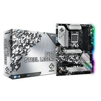 Placa-Mãe ASRock B460 Steel Legend, Intel LGA1200, ATX, DDR4