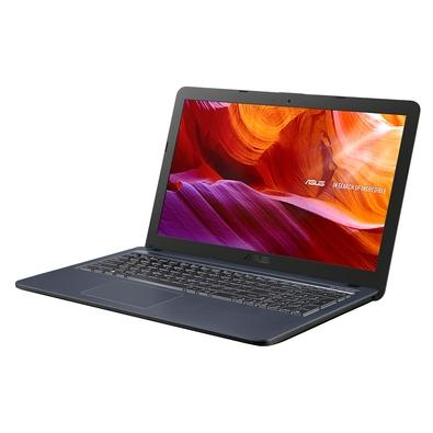 Notebook Asus VivoBook Intel Core i3-6100U, 4GB, SSD 256GB, Windows 10 Home, 15.6´, Cinza - X543UA-GQ3157T