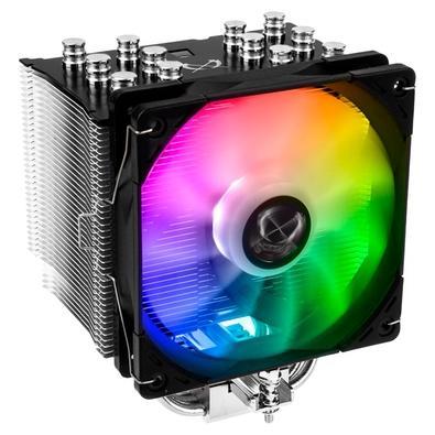 Cooler para Processador Scythe Mugen 5, RGB, AMD/Intel - SCMG-5100BK
