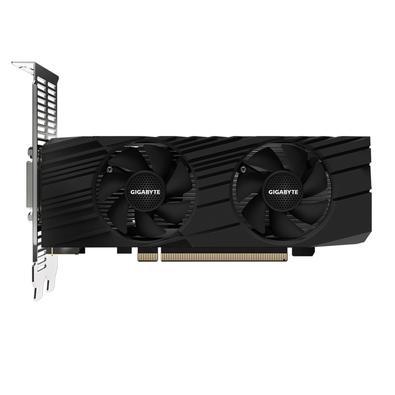 Placa de Vídeo Gigabyte NVIDIA GeForce GTX 1650 D6 OC Low Profile 4G, 4GB, GDDR6 - GV-N1656OC-4GL