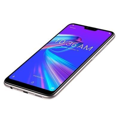 Smartphone Asus Zenfone Max Shot, 64GB (32GB + 32GB), 12MP, Tela 6.2´, Prata - ZB634KL-4J002BR